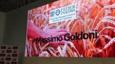 MASSIMO GOLDONI OPENING CEREMONY