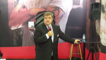 Peter Baur. Presidente ATG tires Europa.