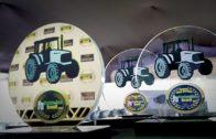 Presentación en la sede de STEYR en Sankt Valentin, Austria, de la nueva gama del tractor STEYR CVT EXPERT con modelos desde 100 a 130 CV.