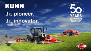 Kuhn, 50 años de innovación.