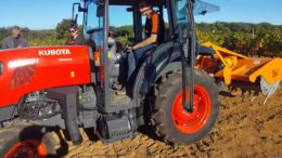Kubota M5001. Finalista Best Specialized. Tractor of The Year 2018