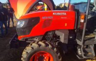 Class Nexos 240 VE. Finalista Best Specialized Tractor of The Year 2018