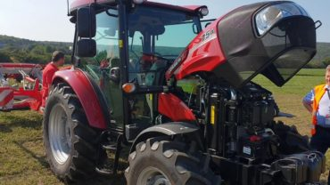 "CASE IH FARMALL 75A. CANDIDATO TRACTOR OF THE YEAR 2019 EN LA CATEGORÍA ""BEST UTILITY"""