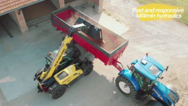 Nueva Serie de Telescopicas de New Holland