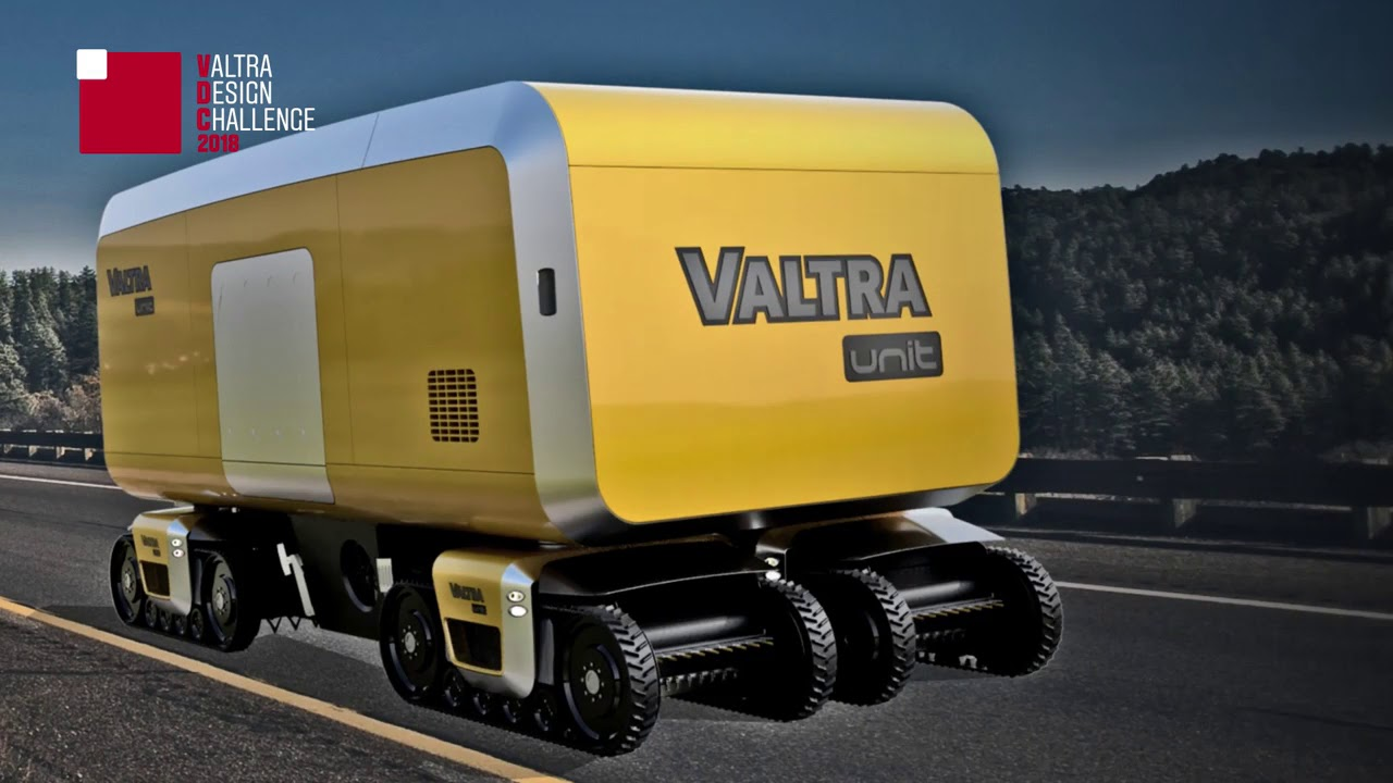 Valtra Design Challenge 2018