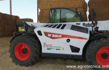 Bobcat TL43.80HF Agri. Tarrega. Lérida.