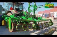 Premio Tractor de España 2020. John Deere 6100M, Ganador en la Categoría de menos de 100 CV.