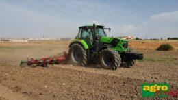 Prueba de Campo Revista Agrotecnica. Deutz Fahr Agrotron RCSHIFT 6185