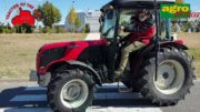 Valtra F 105 S Finalista Best Specialized Tractor of The Year 2021