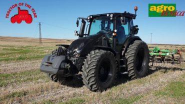 Valtra G 135 Versu. Finalist Best Utility Tractor of the Year 2021